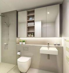 18 nowych pomysłów wybranych specjalnie dla Ciebie - WP Poczta You are in the right place about black bathroom mirror Here we offer you the most b Bathroom Design Small, Simple Bathroom, Bathroom Interior Design, Modern Bathroom, Family Bathroom, Master Bathroom, Black Bathroom Mirrors, Small Shower Room, Bathroom Design Inspiration