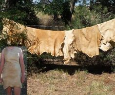 Buckskin (also known as braintan deer hide) is truly amazing material. It's soft, breathable, strong, durable, and pest repellent in nature. It's qualities have been...