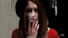 """I got Violet Harmon! Which """"American Horror Story"""" Character Are You? Never thought this would nbe the result but the description was pretty accurate."""