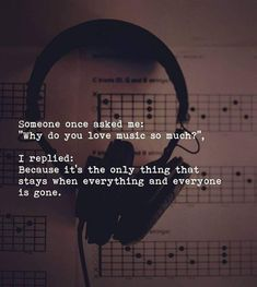 Music is life! quotes – songs / music – You are in the right place about lyrics quotes friendship Here we offer you the most beautiful pictures about the lyrics quotes popular you are looking for. When you examine the Music is life! Music Quotes Deep, Lyric Quotes, True Quotes, Motivational Quotes, Quotes About Music, Quotes Quotes, Sound Of Music Quotes, Music Quote Tattoos, Rock Music Quotes