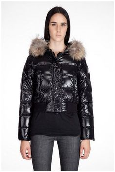 Moncler Official Website - Moncler Alpin Alpes Damen Daunenjacken Schwarz Neue Ankunfts