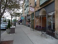 Elmwood Avenue - Buffalo, NY by Madison Preservation, via Flickr
