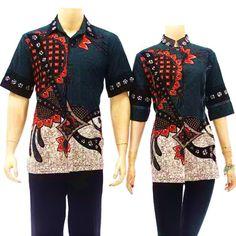 sarimbit-gamis-SG054 | Batik Sarimbit | Pinterest