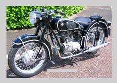 1954 BMW R25 250cc