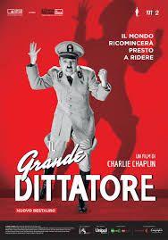 charlie chaplin,film-il dittatore