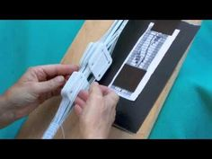 How to keep place and turn the cards, tablet weaving.
