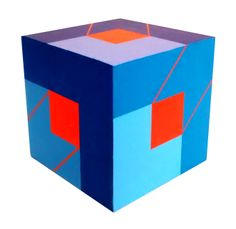 Cubos.Arte concreta brasileira.
