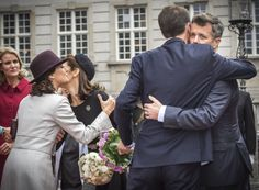 The Danish royal family attended the opening of parliament.06/10/2015