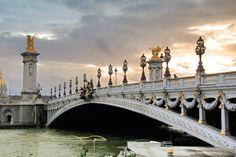 PARIS - Ponte Alexandre III - fuievouvoltar.com