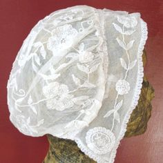 Late Victorian Restored Antique Cap of by AntiqueHistorika on Etsy