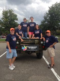 Discovery Park of America had a blast at the Tennessee Soybean Parade!