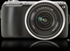 Sony Nex-C3 compact interchangeable - great reviews