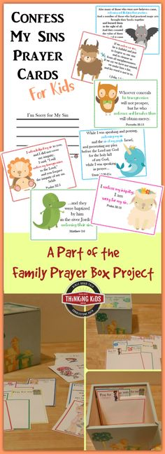 Teach your kids to offer prayers for their community with Prayer for the Community Prayer Cards for Kids - part of the Family Prayer Box craft. Family Bible Study, Prayer For Family, Bible Study For Kids, Kids Bible, Kids Prayer, Parents Prayer, School Prayer, Prayer Box, Prayer Cards
