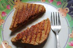 YUMMY TUMMY: Soya Kheema Masala Sandwich Recipe / Soya Kheema Curry Sandwich Recipe / Soya Kheema Sandwich Recipe