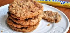 Butterfinger oatmeal cookies...I'm intrigued