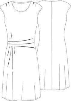 Jerseykleid Martha