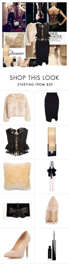 """~Elegance~"" by johannamaria37 ❤ liked on Polyvore featuring Plum Pretty Sugar, B. Ella, Agent Provocateur, Universal Lighting and Decor, Yves Saint Laurent, Ann Taylor, Dorothy Perkins and Givenchy"