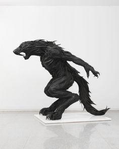 Wolf Man 1 by Yong Ho Ji