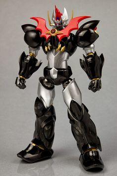 Super Robot Chogokin Mazinkaiser - Review by Hacchaka