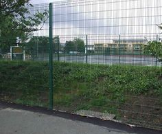 Mesh fencing has so many applications
