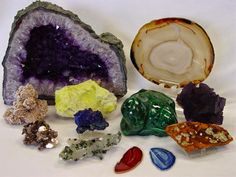 The Complete Classification of Minerals   Geology IN