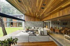 Tips Modernisasi Interior Rumah Kayu