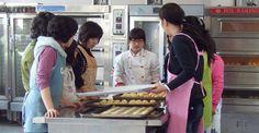 -제과제빵 기능사- 제과기능사, 제빵기능사 자격증 취득을 위한 교육 과정 프로그램입니다.