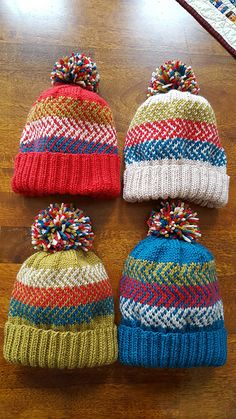 Ravelry  Wherever it Points pattern by Darn Knit Anyway Knit Hats beec43645