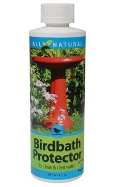 Bird Baths can be kept clean with natural enzyme solutions which are safe for birds. Heated Bird Bath, Bird Baths, Backyard Birds, Wild Birds, Bird Watching, Bird Feeders, Garden Art, Keep It Cleaner, Survival