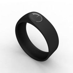 SILICON Watch BLACK