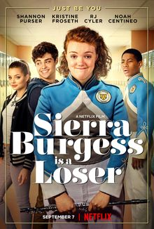 """""""Sierra Burgess is a Loser"""" is a Must See Cross Between Sixteen Candles and Pretty in Pink via @momstweensteens"""