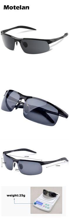 cf78fd746c09 Men's polarized sunglasses aluminum magnesium frame car driving sun glasses  100% uv400 polarised goggle style