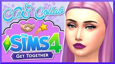 The Sims 4 | Get Together | Create A Sim Collab w/ simmerarcade
