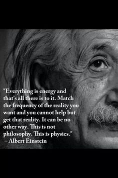 Everything is Energy!!!