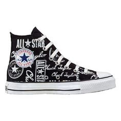 Converse Chuck Taylor All Star Multi Logo Hi (unisex)