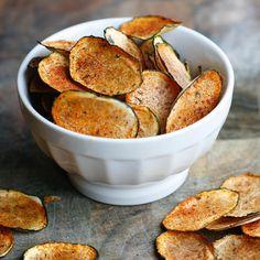 Gesunde Chips - so kannst du sie selbst machen