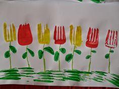Νίκου Βασιλική Νηπιαγωγείο Δημιουργίας...: ΛΟΥΛΟΥΔΙΑ Worksheets, Easter, Spring, Flowers, Blog, Education, Printmaking, Easter Activities, Florals