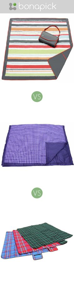 This is how you do a Day Out At The Park! Nice water-resistant outdoor blankets for picnics and for a beach  at Bonapick.com