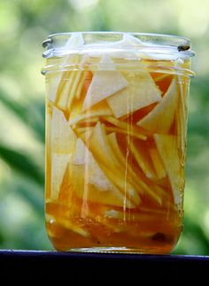 Pickled Jicama