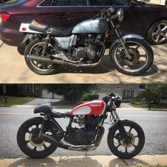 honda cg today cafe racer - Buscar con Google