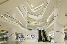 Silom Complex by IA49 #Shopping_mall #Thailand #Commercial