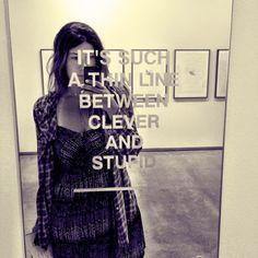 Nesses últimos dias explorei o bairro The Rocks, fui na exposição da Yoko Ono, The War is Over no Museu de Arte Contemporânea