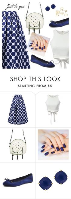 """Twinkledeals"" by dressedbyrose ❤ liked on Polyvore featuring Dorothy Perkins, Kate Spade and Charlotte Russe"