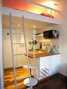 Louer Un Appartement à Paris 15 M² Montorgueil 6650
