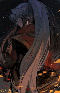 Fate/Grand Order    Amakusa Shirou (Ruler)    by @veg_wall on Twitter Character Creation, Character Art, Amakusa, Shirou Emiya, Fate Stay Night Anime, Fate Characters, Fate Servants, Fate Zero, Astolfo Fate