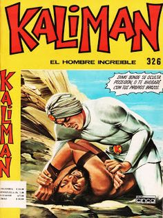 KALIMAN Nº326  - EL VIAJE FANTÁSTICO Nº27 - [EXCLUSIVO] Vintage Cartoon, Any Book, Cultura Pop, Comic Covers, Comic Character, Retro, Cover Art, Nostalgia, 1
