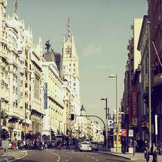 Madrid, Spain  (by Julia Dávila-Lampe)