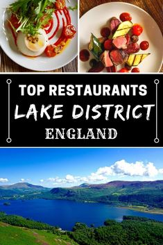 Are you looking for a foodie break in England? Then this guide to the the best restaurants in the Lake District is for you. Scotland Food, Scotland Travel, Food Places, Places To Eat, Bistro Food, Uk Destinations, Best Pubs, Top Restaurants, England And Scotland