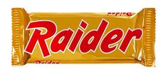 Raider snack ( Ora si chiama Twix)