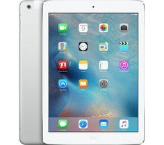 "Apple iPad Air WIFI 16 GB Silber - 9.7"" Tablet: Amazon.de: Computer & Zubehör"